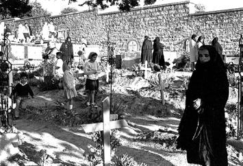 Andreas Fridolin Weis Bentzon - La visita delle donne in camposanto