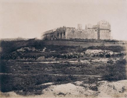 Édouard Delessert - Cagliari, Convento di Bonaria, 1854