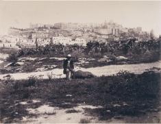 Édouard Delessert - Cagliari, lato est, 1854
