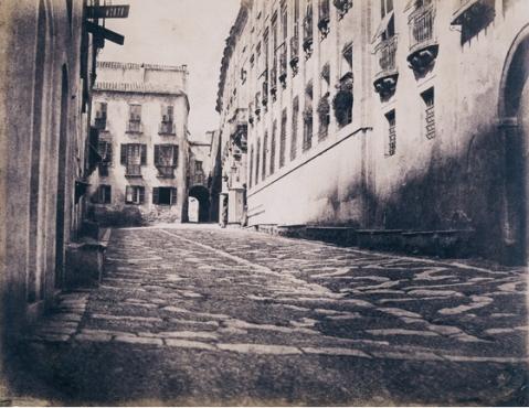 Édouard Delessert - Cagliari, Palazzo Reale, 1854