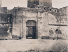 Édouard Delessert - Cagliari, Porta Cristina, 1854