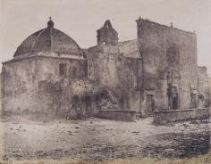Édouard Delessert - Milis, Chiesa (Chiesa di San Sebastiano), 1854