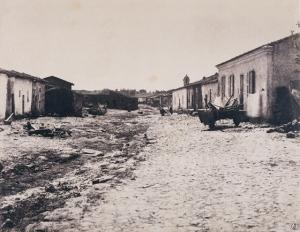 Édouard Delessert - Milis, una via, 1854