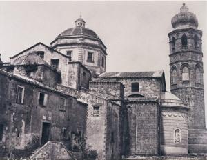 Édouard Delessert - Oristano, Cattedrale, 1854