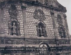 Édouard Delessert - Sassari, Cattedrale (facciata), 1854
