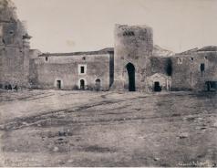 Édouard Delessert - Sassari, Porta Sant'Antonio, 1854