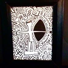 Colorminazione - Arciere