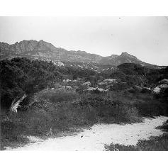 Fondo Costa - Caprera, Panorama dell'isola