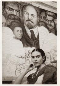 Frida Kahlo - foto vintage