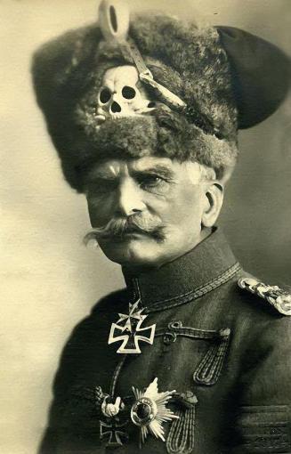Il generale tedesco della prima guerra mondiale August von Mackensen