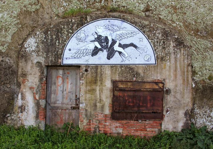 Guerrilla SPAM - Orvieto - Il furto della verità