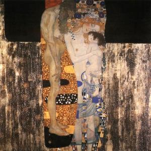 Gustav Klimt - Le tre età della donna