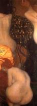 Gustav Klimt - Pesci d'oro