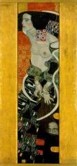 Klimt - Giuditta II (1908)