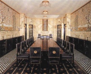 Klimt - Il fregio Stoclet - palazzo Stoclet (1905-1909)