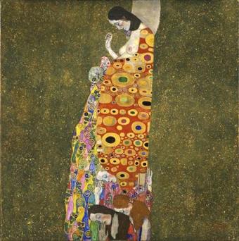 Klimt - La speranza II (1907)