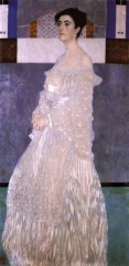Klimt - Ritratto di Margaret Stonborough-Wittgenstein (1905)