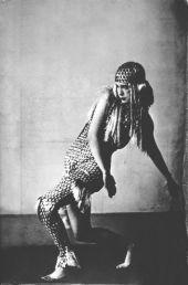 Lucia Joyce (la figlia di James) balla a Parigi,1929