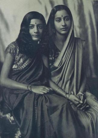 Madre e figlia, 1931 - Foto di Grete Kolliner