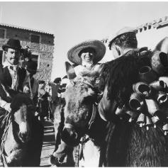Pablo Volta - Mamoiada, Carnevale 1957