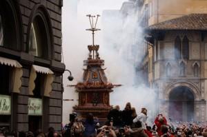 Tradizioni di Pasqua - Firenze