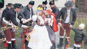 Tradizioni di Pasqua - Repubblica Ceca