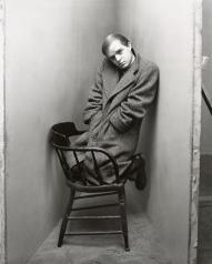 Truman Capote, 1948. Foto di Irving Penn