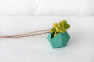 Wearable Planter by Colleen Jordan