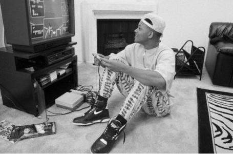 Will Smith gioca a Nintendo
