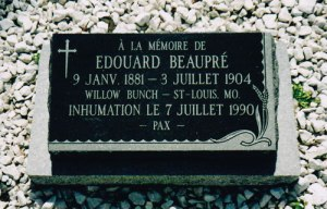 Edouard Beaupré