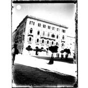 Giulio Pili - Cagliari, Palazzo angolo Via Roma