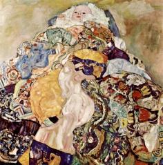 Gustav Klimt - Baby (1917)