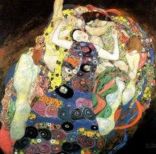 Gustav Klimt - La vergine (1913)