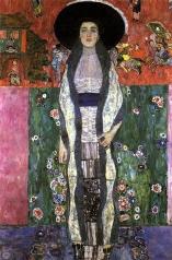 Gustav Klimt - Portrait of Adele Bloch-Bauer II (1912)