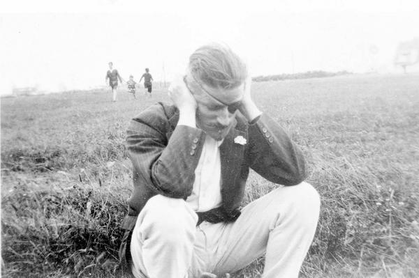 James Joyce, Parigi, primi anni '20.