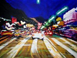 Marcello Rosas - Bagliori a colori