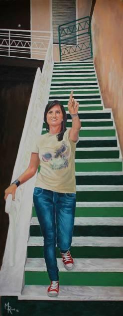 Marcello Rosas - Casa mia (murale)