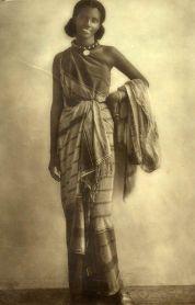 Tradizionale abito da donna somalo 1940