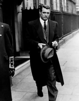 La vecchia definizione di cool. Cary Grant nel 1950