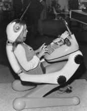 Dattilografa del futuro, 1970