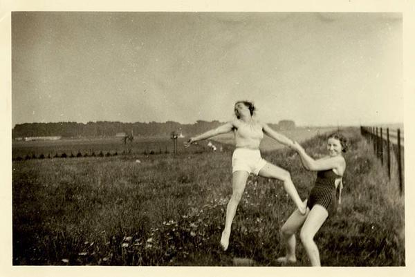 Scatto vintage (1930-1950)