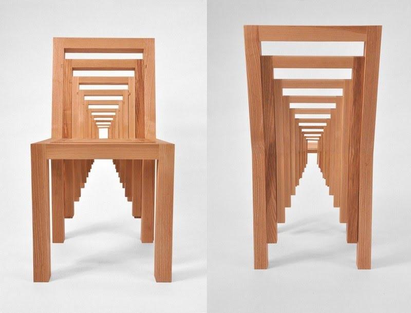 Vivian Chiu - Inception Chair