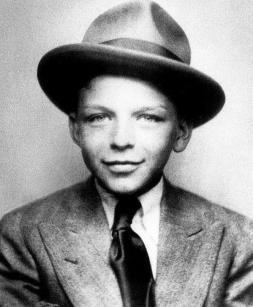 Frank Sinatra a 10 anni