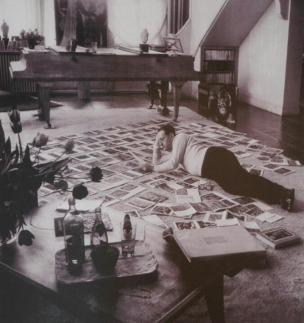 ''Un libro d'arte è un museo senza pareti.'' - André Malraux, Il museo immaginario