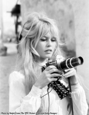 Brigitte Bardot per 'Viva Maria', 1965