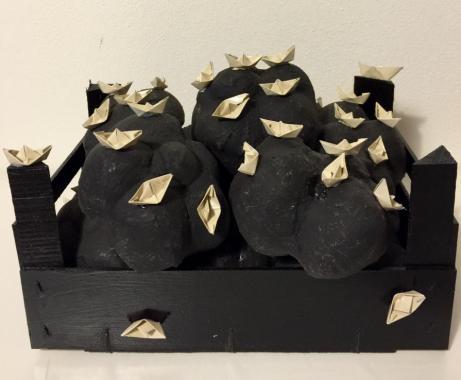 Christian Molin - Black bread - pane nero