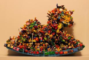 Christian Molin - Giocattoli ribelli (Rebel Toys)
