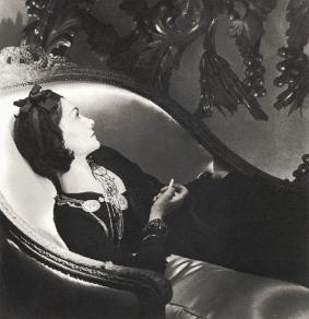 Coco Chanel, 1937. Foto di Horst P Horst