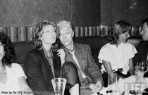 David Bowie e Susan Sarandon, 1983