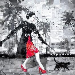 Opere dell'artista statunitenseDerek Gores